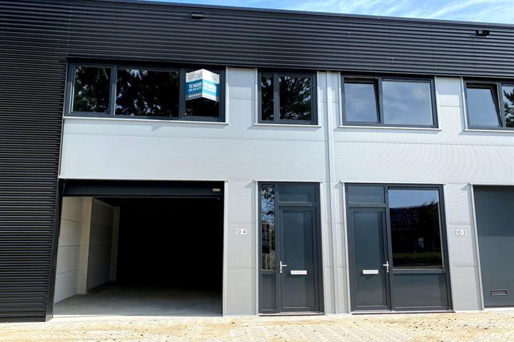 Aluminiumstraat 10 -04, Zoetermeer
