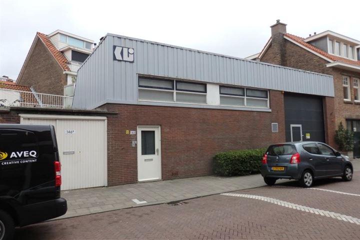 Koppelstokstraat 148, Den Haag