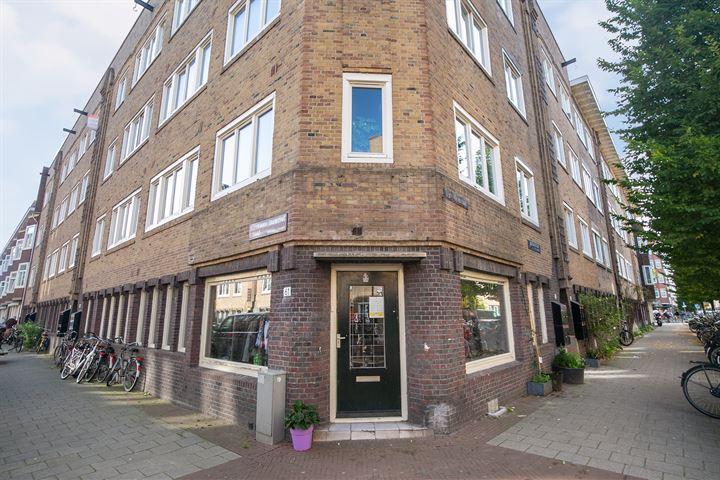 Bloys van Treslongstraat 61 - hs, Amsterdam
