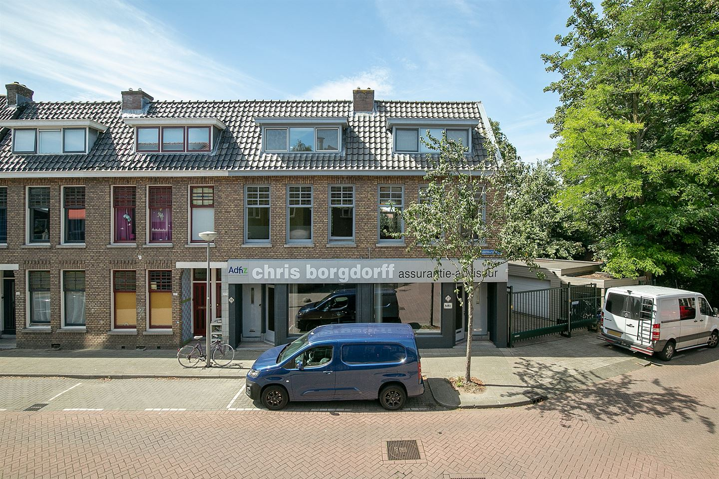 View photo 1 of Rodenburgstraat 19 - 21
