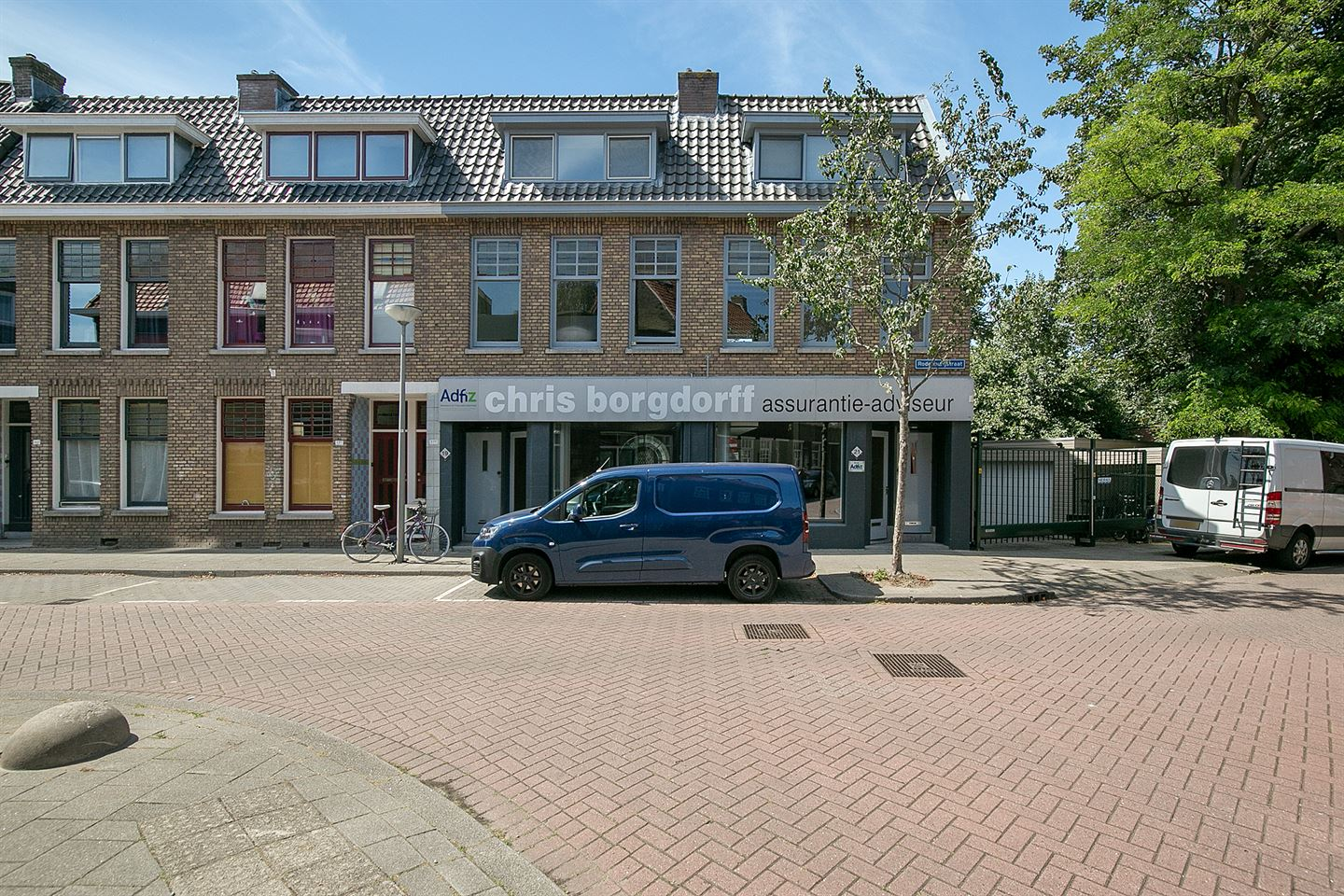 View photo 2 of Rodenburgstraat 19 - 21