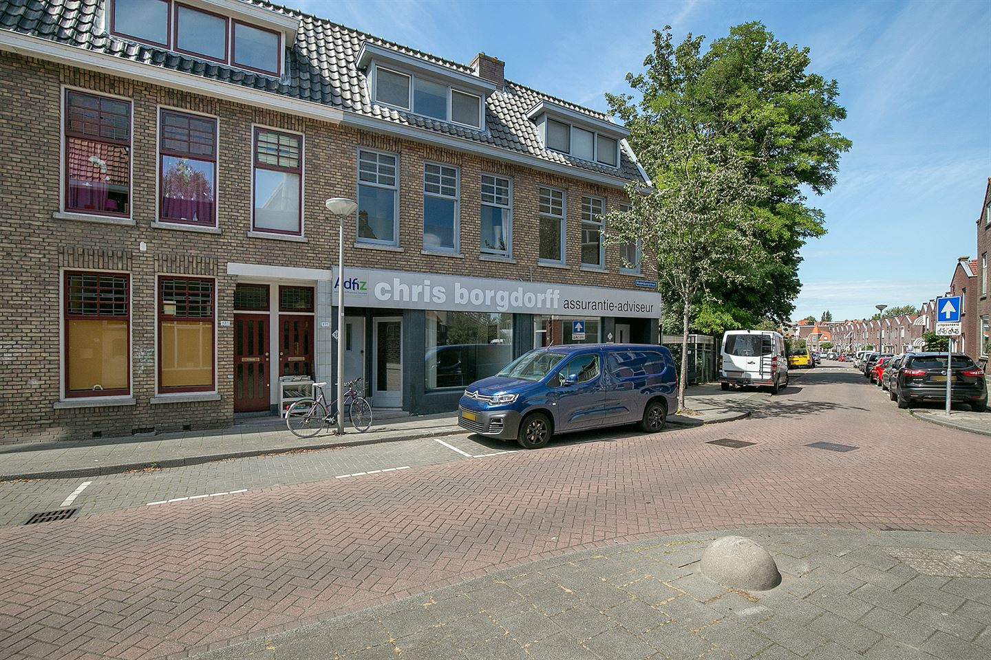 View photo 3 of Rodenburgstraat 19 - 21