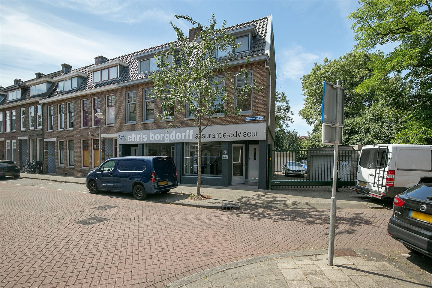 View photo 4 of Rodenburgstraat 19 - 21