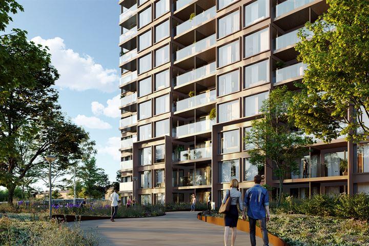 Prime Apartments 18- (Bouwnr. 4)