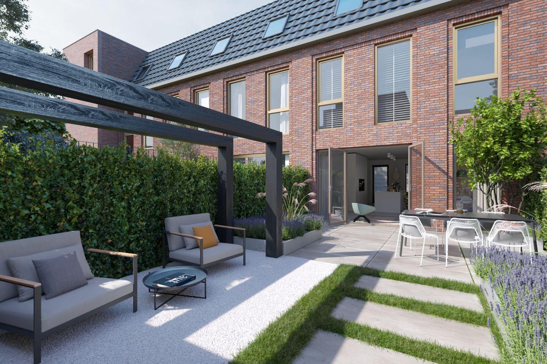 Bekijk foto 2 van Helperkade - Herenhuizen (Bouwnr. 36)