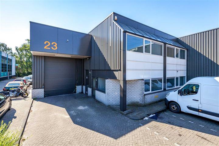 Demkaweg 23, Utrecht