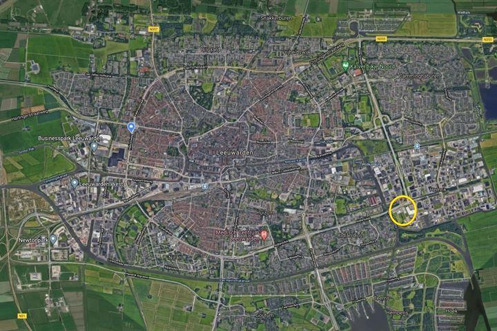 Planetenlaan De Hemrik, Leeuwarden