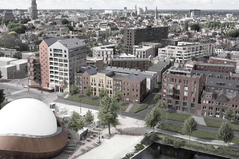 Bekijk foto 1 van De Kroon op het Ebbingekwartier - A3 (Bouwnr. 65)