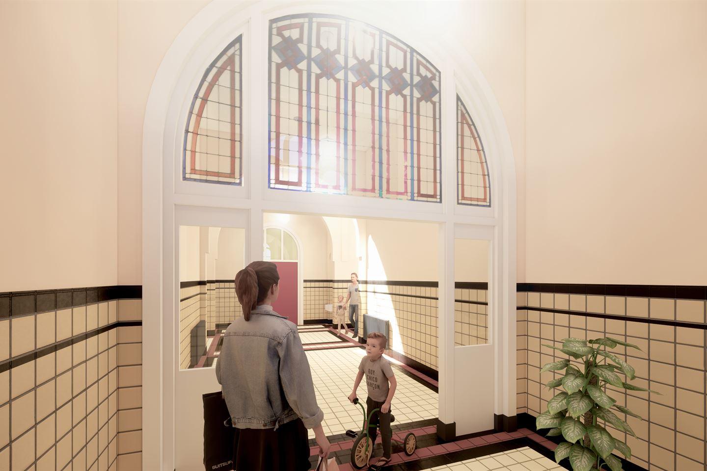 Bekijk foto 5 van Sint-Bavostraat 2 D Huis