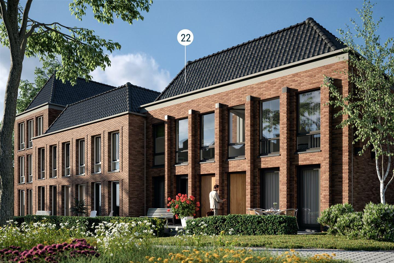 Bekijk foto 2 van Cortile - het splitlevelhuis (Bouwnr. 22)