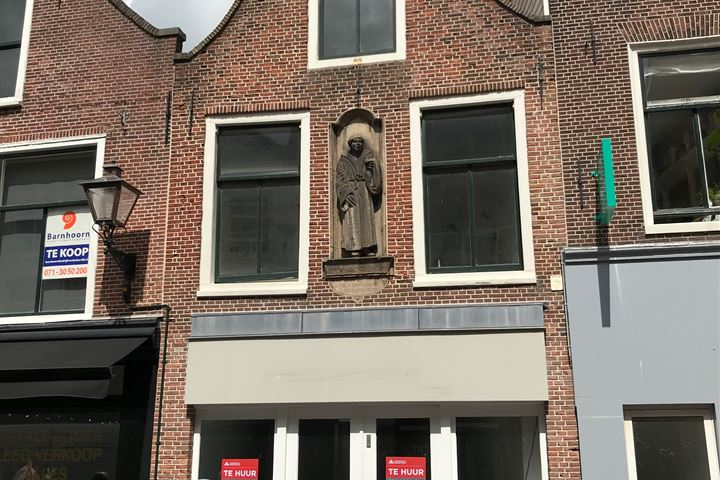 Haarlemmerstraat 86, Leiden