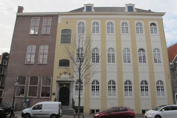 Krom Boomssloot 22 III, Amsterdam