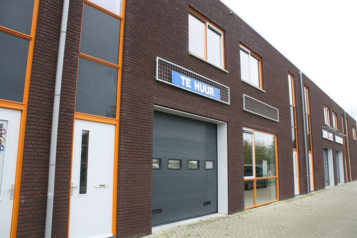 Platinastraat 12 P, Schoonhoven