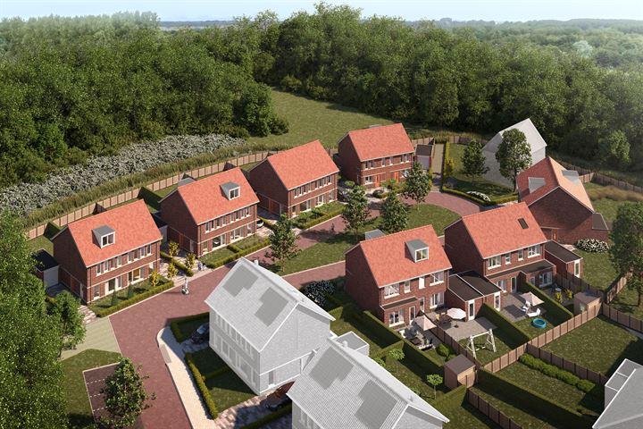 Plan Oosterpark, laatste fase (Bouwnr. 4)
