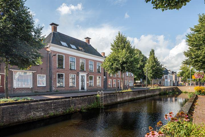 Nieuwburen 8-12, Heerenveen