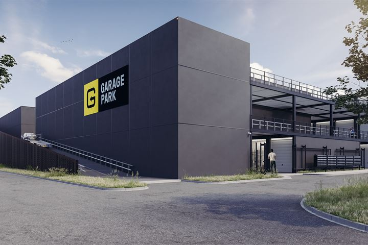 Garagepark Hendrik Ido Ambacht, Hendrik-Ido-Ambacht