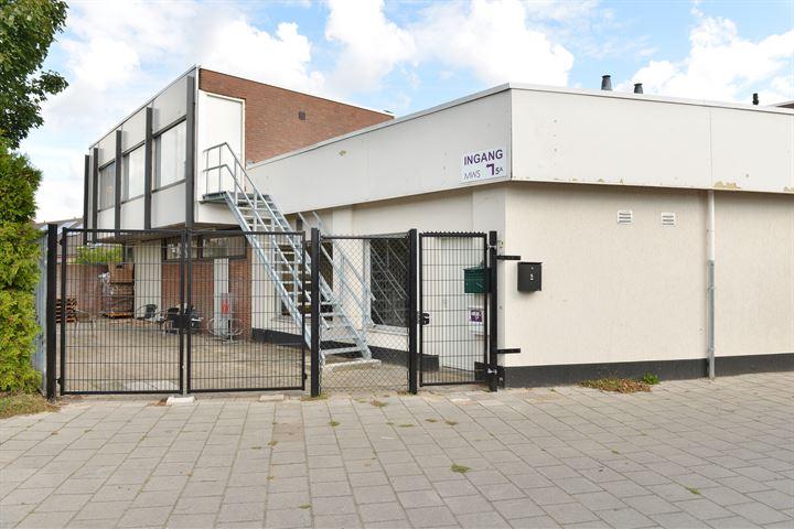 Van Oldenbarneveldtstraat 7, Bergen op Zoom