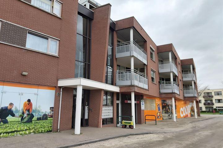 Braakstraat 1 - parkeerplaats