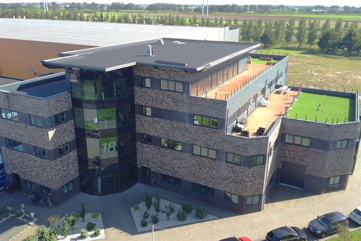 Schieland 18, Beverwijk