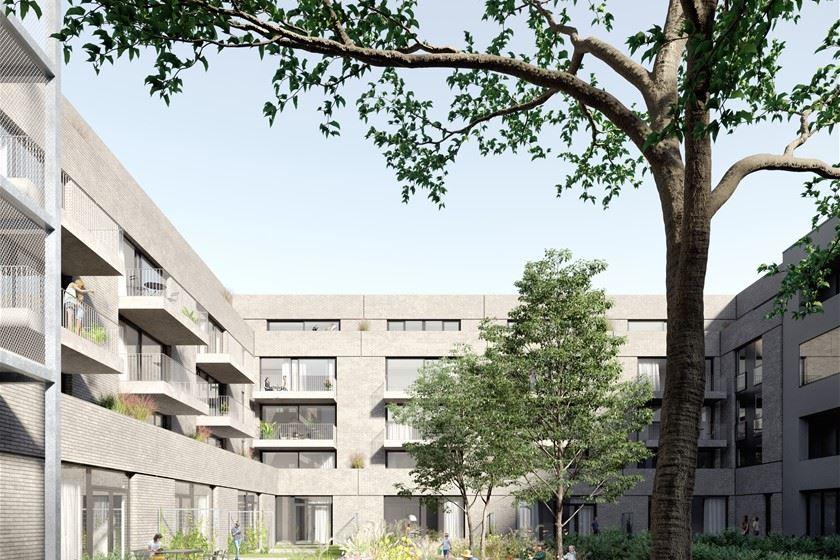 Bekijk foto 3 van Srefidensiplein (Bouwnr. 27)
