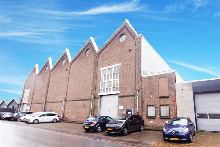 Hendrik Figeeweg 3 Hal 1+2