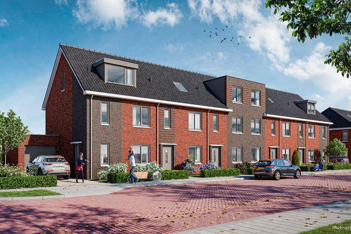 Park Veldwijk - fase 4 - 2 hoek type Hestia (Bouwnr. 6)