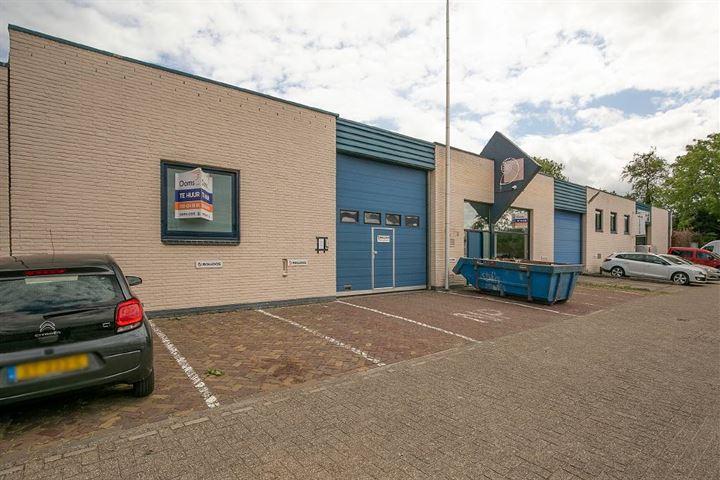 Radarstraat 10 C, Capelle aan den IJssel
