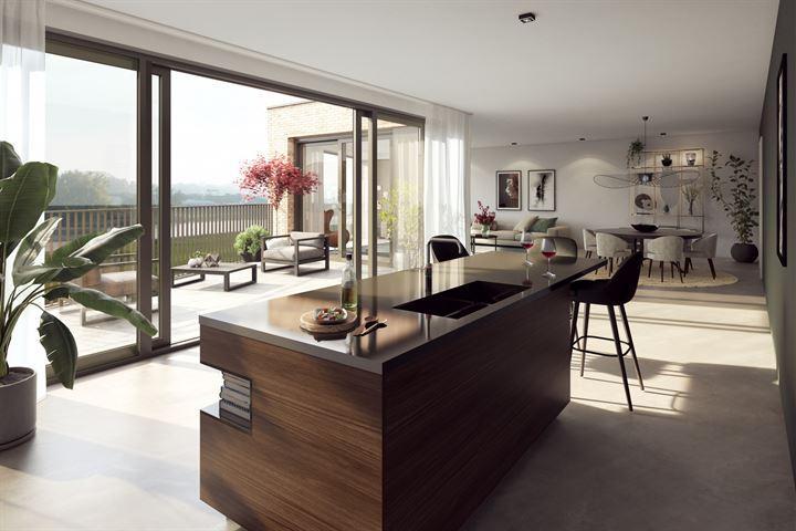 Luxe penthouse / Emerald (Bouwnr. 251)