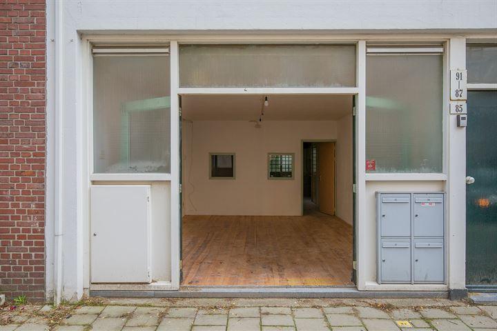 Van Swindendwarsstraat 85, Amsterdam