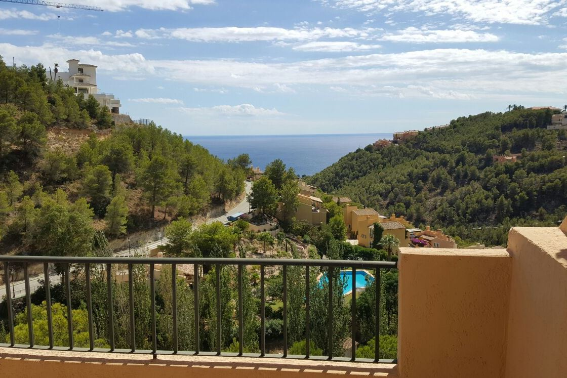 Bekijk foto 3 van los lirios altea hills