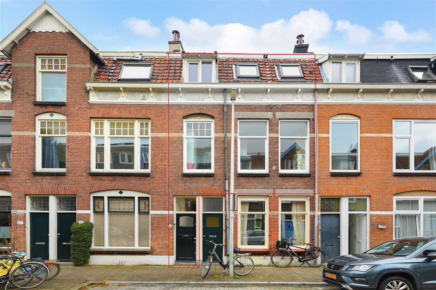 View photo 2 of Potgieterstraat 21 bis