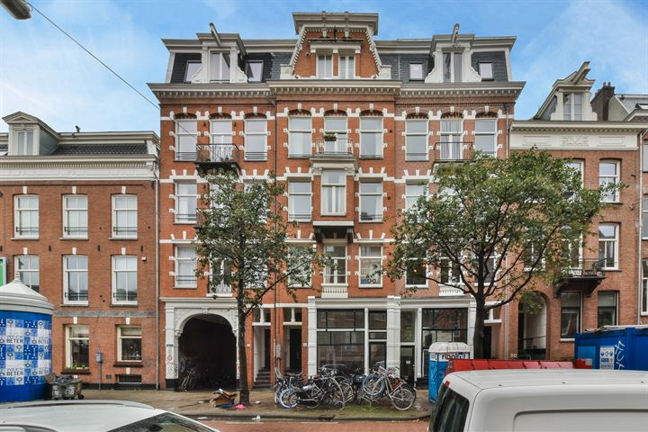 Tweede Constantijn Huygensstraat 54 H, Amsterdam