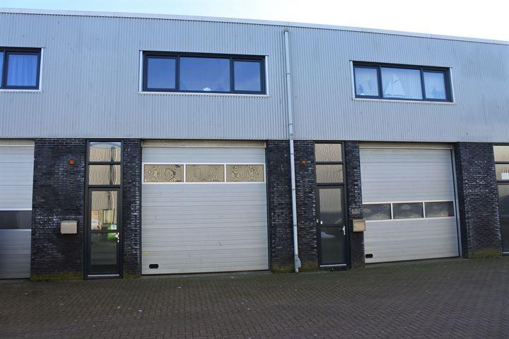 Vlaardingenstraat 5, IJmuiden
