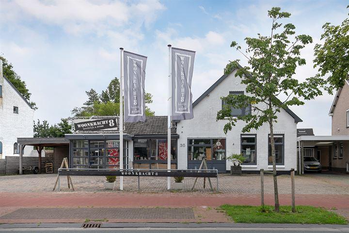 Gedempte Vaart 35, Surhuisterveen