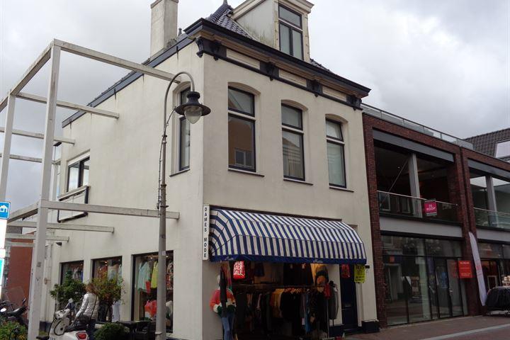 Haltestraat 14 winkel, Zandvoort