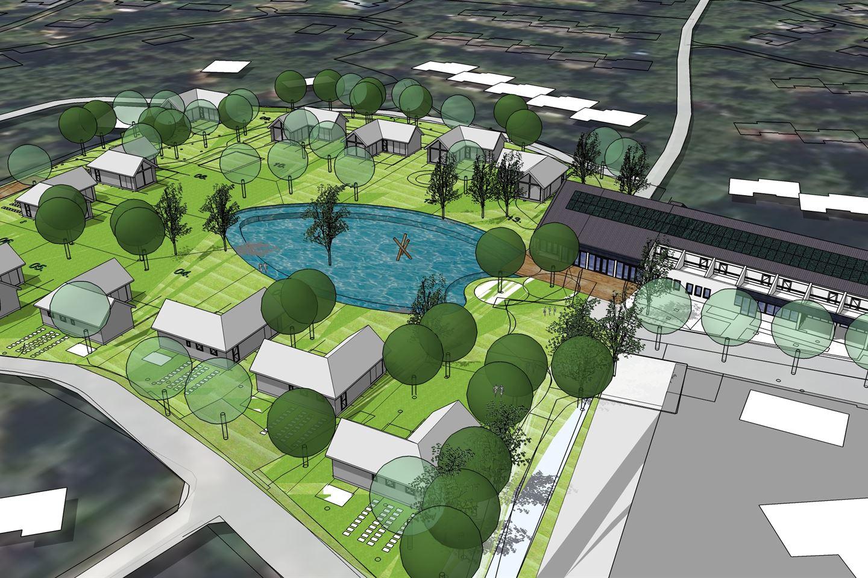 Bekijk foto 3 van Eco Lodge (Bouwnr. 4)