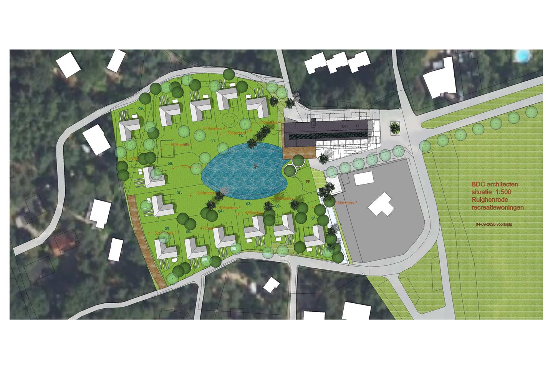 Bekijk foto 4 van Eco Lodge (Bouwnr. 12)