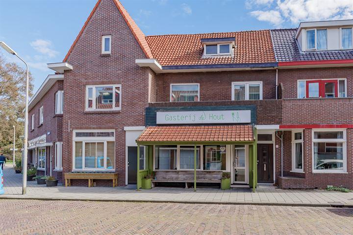 Houtmanstraat 37 zwart, IJmuiden