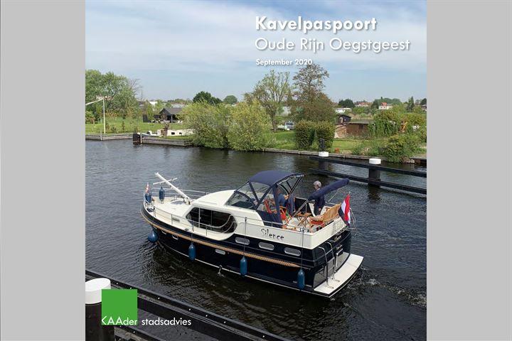 Kavel Oude Rijn