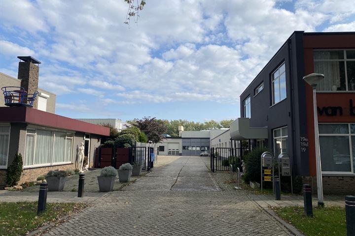 Jules Verneweg 19 B, Tilburg