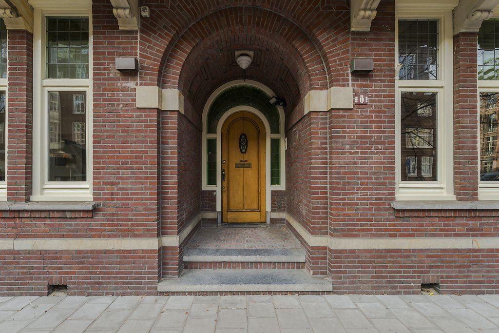 De Lairessestraat 8 /huis