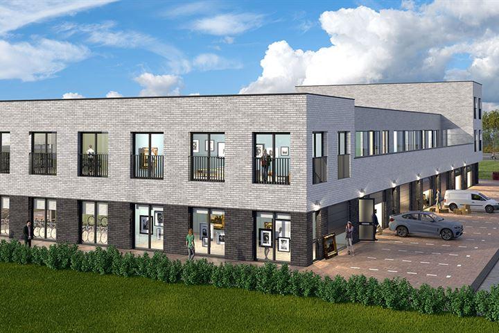 Business Lofts Zuidplas 97 tot 190 m², Nieuwerkerk aan den IJssel