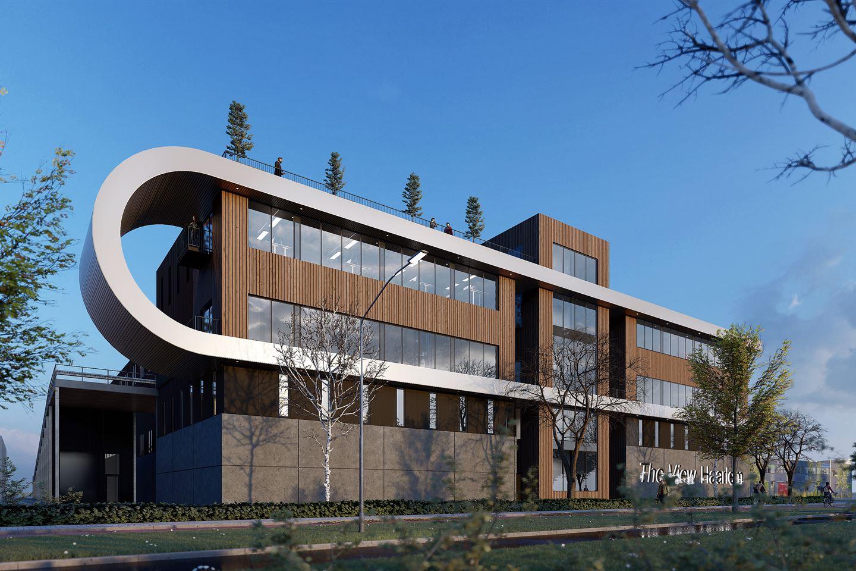 Bekijk foto 1 van Wateringweg 1 210 m²