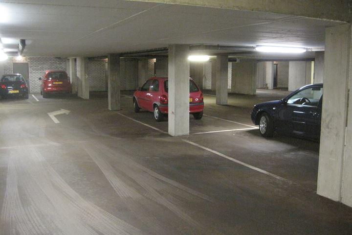 Ruitersweg 23 garage