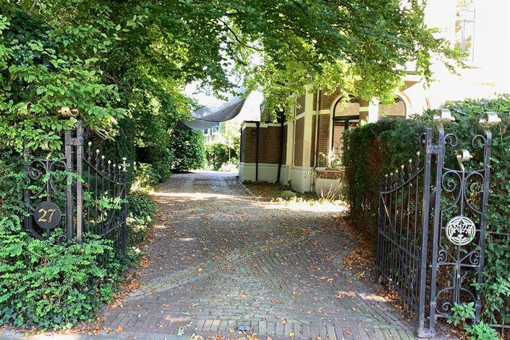 Nieuwe 's-Gravelandseweg 27 *, Bussum