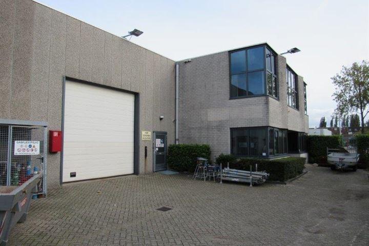 Lisbaan 4 A, Capelle aan den IJssel