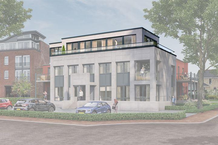 Torenplein en Jan Binneslaan Penthouse (Bouwnr. 11)