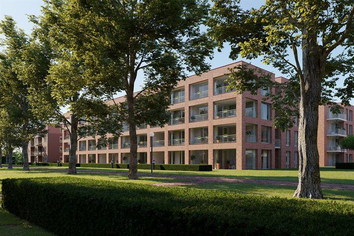 Kloosterstraat Gebouw Y - 24 luxe appartementen
