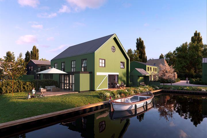Modern barn style houses (Bouwnr. 2.39)