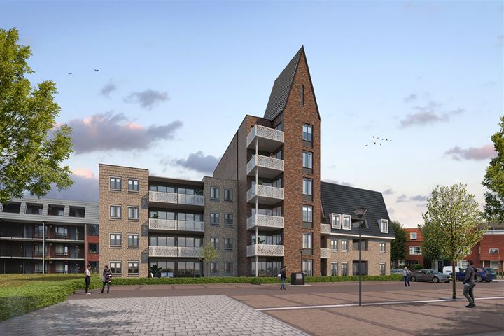 Bouwnummer 12 | Kerkwijk 38 J (Bouwnr. 12)